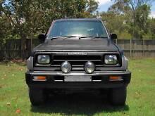 Daihatsu Feroza-Recently Changed Engine Capalaba Brisbane South East Preview