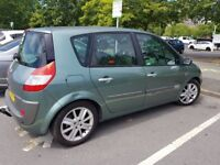 Reliable Renault Scenic Privilege Top Of The Range Automatic 2005 Great Family Car