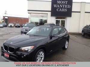 2014 BMW X1 xDrive28i | PANO ROOF | SENSORS | HEATED WHEEL