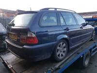 Bmw 2004 320d touring m sport breaking for parts