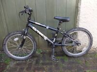 Mountain Bike Elswick Sword 20 inch wheel suitable for 6-8 yrs