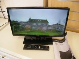"BRAND NEW 20"" LED LOGIK TELEVISION"