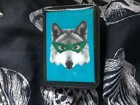 Wolf Pass/Card Holder