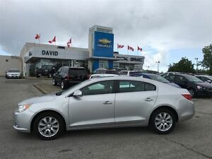 2010 Buick LaCrosse CXL FWD, REMOTE START, LOCAL TRD.!!