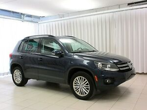2016 Volkswagen Tiguan FEAST YOUR EYES ON THIS BEAUTY!! 2.0 TSI
