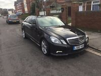Mercedes e250 amg 2010 damaged repaired unrecorded bargain £8250