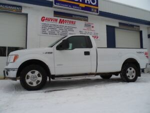 2011 Ford F-150 XLT ECOBOOST 4X4 LOADED