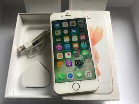 IPhone 6s rose gold 10.3.3 iOS version