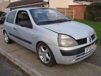 2004 RENAULT CLIO
