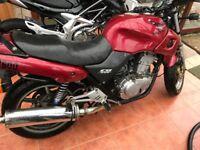 *** NOW SOLD *** Honda CB500 - Good Commuter Bike (lady owner)