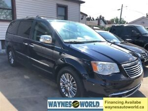 2011 Chrysler Town & Country Limited ***LOADED WITH NAVI**