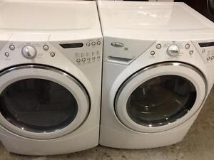 Whirlpool Duet HT Laveuse Secheuse Frontales Frontload Washer Dryer