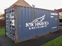 Shipping Container - 20' x 8' x 8'