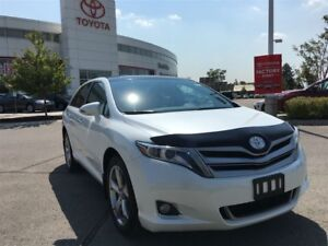 2014 Toyota Venza *sale pending *Limited AWD - Local Trade-In