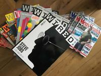FREE Wired and Men's Health magazines
