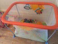 Box Brevi Soft & Play Playpen (retail price GBP 109)