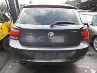 BREAKING BMW 116i 1.5 PETROL MANUAL