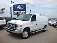 2014 Ford Econoline Commercial/ LOW KMS! / AC/ CRUISE CONTROL/ T