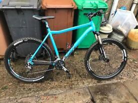 Mountain bike (hard tail)