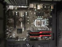 MSI Z170 motherboard