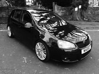 GOLF MK5 2.0 GT TDI R32 GTI REP SAT NAV LEATHERS COILOVERS (Audi BMW Mercedes Ford Honda Lexus