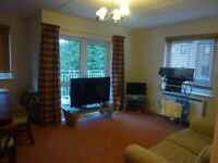 ABERCORN COURT - Well presented top floor flat located in a quiet residential area