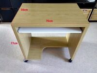 Small computer desk for free