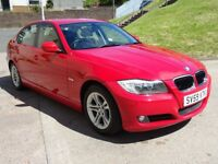 BMW 3 SERIES 2.0 318I ES 4d 141 BHP SERVICE RECORD + STOP / START + 2 PREVIOUS KEEPERS +