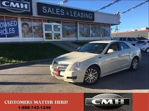 2011 Cadillac CTS LEATH HS BT *CERTIFIED*