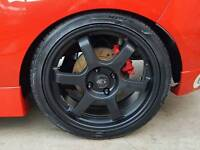 4 ROTA GRID ALLOYS 17""