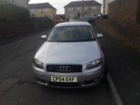Audi a3 tdi very lowe miles swap