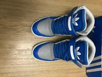 Adidas trainers shoes size 10