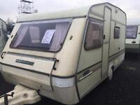 1991 compass 4 berth lightweight abi Swift caravan CAN DELIVER