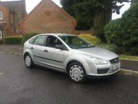 FORD FOCUS 1.4 LX MET SILVER 5 FOOR HATCH PX WELCOME LOW INSURANCE AND TAX