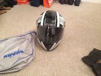 Shark xs helmet