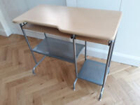 Compact desk for sale! Great Condition!