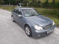 Mercedes-Benz, C CLASS, Saloon, 2004, Semi-Auto, 1796 (cc), 4 doors
