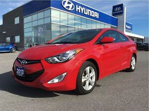 2013 Hyundai Elantra GLS *SUNROOF*BLUETOOTH*