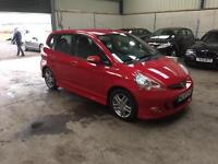 2008 Reg Honda jazz sport 130cc 1 owner excellent condition guaranteed cheapest in country