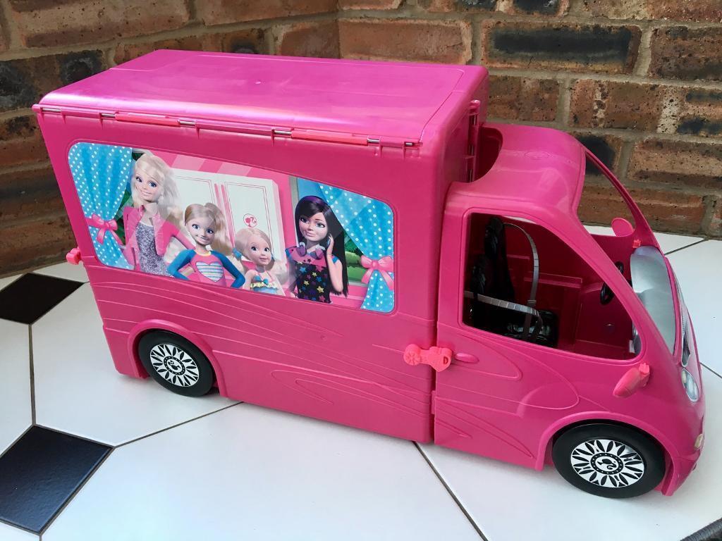 Barbie Camper Van In Hartford Cheshire Gumtree
