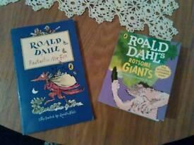 Books 'roald dahl'