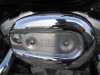 Harley Davidson XL 883 L Superlow