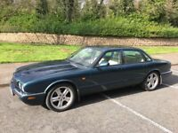 Jaguar XJ8 3.2 V8 SPORT AUTO 2002 Rare model rare colour, needs new home.