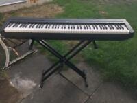 Yamaha P-45 Digital Piano - Black - With