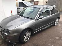 Mg Zr 1.4 petrol, years mot, low miles, cheap insurance and tax, OFFERS OR SWAPS
