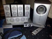 panasonic 5.1 surround sound setup