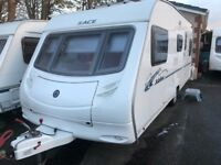 ACE JUBILEE VICEROY 2007 5 BERTH TWIN LOUNGE MOTOR MOVER