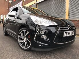 Citroen DS3 2015 1.6 e-HDi Airdream DStyle Plus 3 door 1 OWNER, FSH, 1 YEAR W...