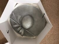 Large Silver/Grey Wedding Hat-Mother Of The Bride/Groom - Stunning