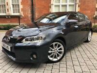 Lexus CT 200h edit 1.8 SE-L CVT 5d
